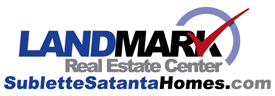 Landmark Real Estate Center - Sublett Santana, KS